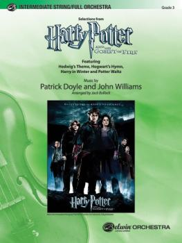 <I>Harry Potter and the Goblet of Fire,</I>™ Selections from (Featurin (AL-00-25028)