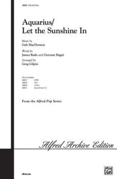 Aquarius / Let the Sunshine In (AL-00-28828)