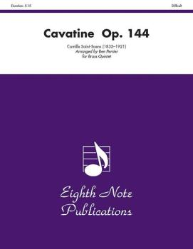 Cavatine, Opus 144 (Trombone Feature) (AL-81-BQ27274)