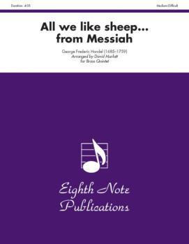 All We Like Sheep (from <i>Messiah</i>) (AL-81-BQ9612)