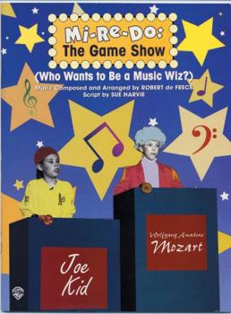 Mi-Re-Do: The Game Show: Who Wants to Be a Music Wiz? (AL-00-BMR06005)