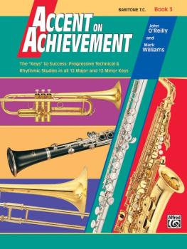 "Accent on Achievement, Book 3: The ""Keys"" to Success - Progressive Tec (AL-00-18066)"