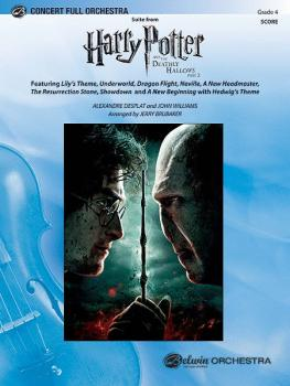 <i>Harry Potter and the Deathly Hallows, Part 2,</i> Suite from (Featu (AL-00-38455)