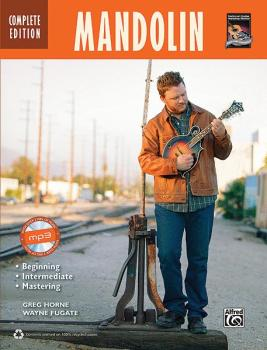 Complete Mandolin Method Complete Edition (AL-00-39091)