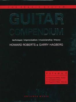 The Praxis System: Guitar Compendium Vol. 2: Technique / Improvisation (AL-01-ADV10015)