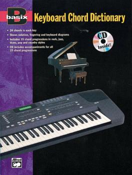 Basix®: Keyboard Chord Dictionary (AL-00-14750)