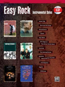 Easy Rock Instrumental Solos, Level 1 (AL-00-32603)