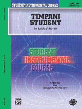Student Instrumental Course: Timpani Student, Level I (AL-00-BIC00176A)