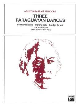 Three Paraguayan Dances (AL-00-SI00152)