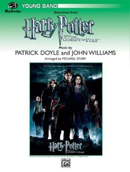 <I>Harry Potter and the Goblet of Fire</I>, Selections from (Featuring (AL-00-24751)