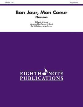 Bon Jour, Mon Coeur (Chanson) (AL-81-CC1182)