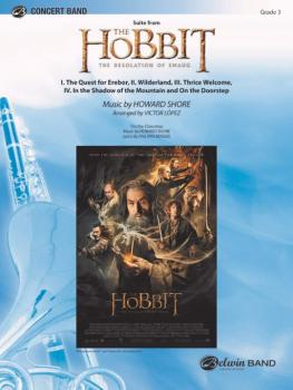 <i>The Hobbit: The Desolation of Smaug,</i> Suite from: I. The Quest f (AL-00-42209)
