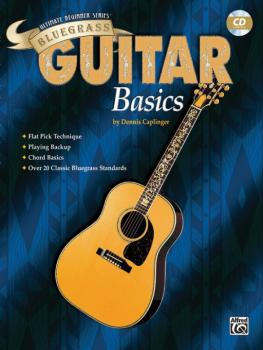 Ultimate Beginner Series: Bluegrass Guitar Basics (AL-00-0381B)