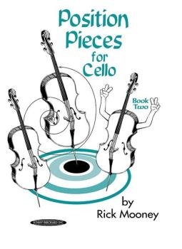 Position Pieces for Cello, Book 2 (AL-00-20572X)