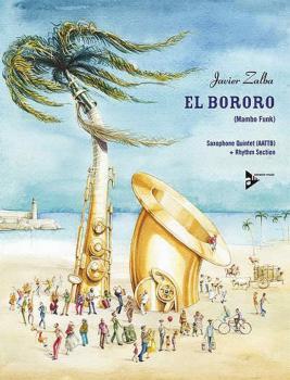 El Bororo (Mambo Funk) (AL-01-ADV7565)