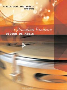 Brazilian Pandeiro: Traditional and Modern Rhythms (AL-01-ADV18008)