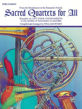 Sacred Quartets for All (From the Renaissance to the Romantic Periods) (AL-00-EL9779)