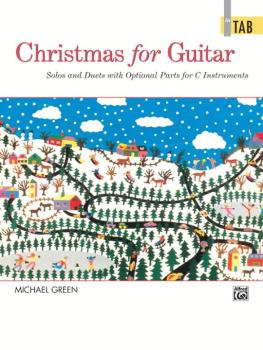 Christmas for Guitar: In TAB: Solos and Duets with Optional Parts for  (AL-00-4467)