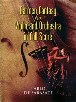 Carmen Fantasy for Violin and Orchestra (AL-06-450449)