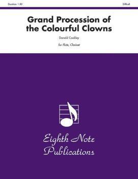 Grand Procession of the Colourful Clowns (AL-81-WWE973)