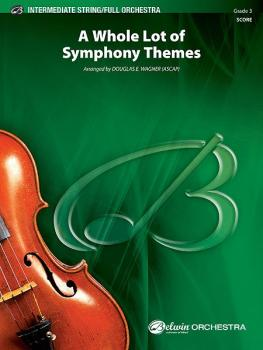 A Whole Lot of Symphony Themes (AL-00-35926S)