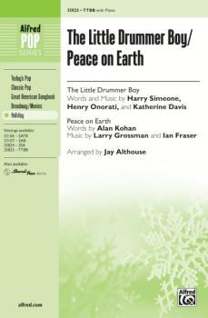 The Little Drummer Boy / Peace on Earth (AL-00-35825)