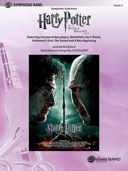 <i>Harry Potter and the Deathly Hallows, Part 2,</i> Symphonic Suite f (AL-00-38384S)