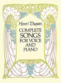 Complete Songs for Voice and Piano (AL-06-284662)