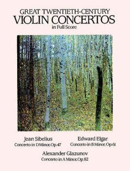 Great 20th Century Violin Concertos (AL-06-285707)