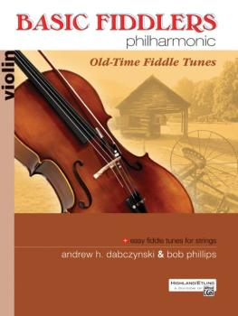 Basic Fiddlers Philharmonic: Old-Time Fiddle Tunes (AL-00-28317)