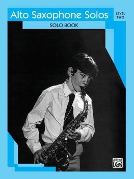 Alto Saxophone Solos (AL-00-EL03130)