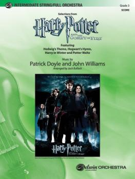 <I>Harry Potter and the Goblet of Fire,</I>™ Selections from (Featurin (AL-00-25028S)