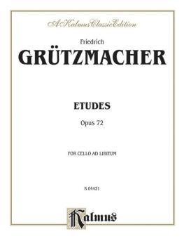 Etudes, Opus 72 (AL-00-K04421)