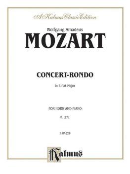 Concert-Rondo in E-flat Major, K. 371 (AL-00-K04529)