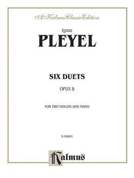 Duets, Opus 8 (AL-00-K04643)