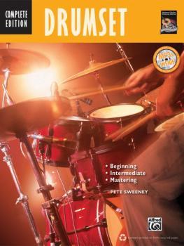 Complete Drumset Method Complete Edition (AL-00-36171)