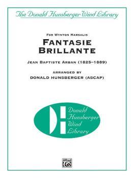Fantasie Brillante (For Wynton Marsalis Trumpet Solo with Band) (AL-00-35427S)