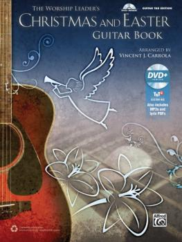 The Worship Leader's Christmas and Easter Guitar Book (AL-00-39591)