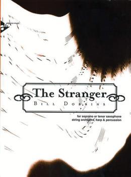The Stranger (For Soprano or Tenor Saxophone, String Orchestra, Harp,  (AL-01-ADV40011)