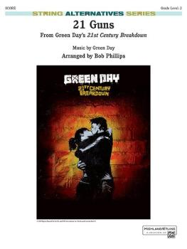 21 Guns (From Green Day's <i>21st Century Breakdown</i>) (AL-00-33750)