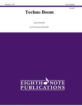 Techno Boom (For 5 Players) (AL-81-PE1427)