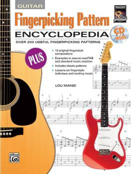 Fingerpicking Pattern Encyclopedia: Over 200 Useful Fingerpicking Patt (AL-00-19399)