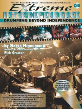 Extreme Interdependence: Drumming Beyond Independence (AL-00-0560B)