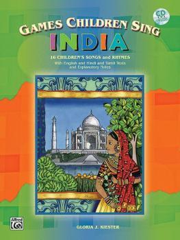 Games Children Sing . . . India (AL-00-0761B)