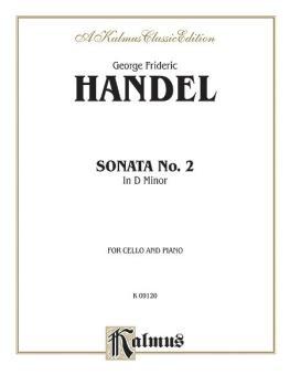 Sonata No. 2 in D Minor (AL-00-K09120)