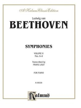 Symphonies, Volume II (Nos. 6-9) (AL-00-K09228)