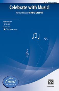 Celebrate with Music! (AL-00-38110)