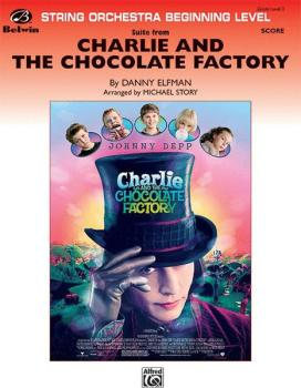 <I>Charlie and the Chocolate Factory,</I> Suite from (AL-00-25007)