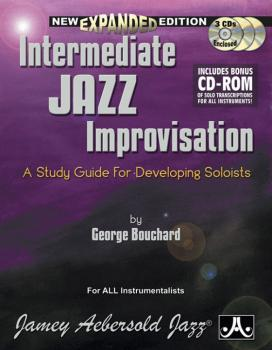 Intermediate Jazz Improvisation: A Study Guide for Developing Soloists (AL-24-IJI)