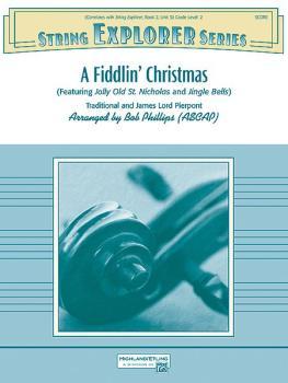 A Fiddlin' Christmas (Featuring: Jolly Old St. Nicholas / Jingle Bells (AL-00-35957)